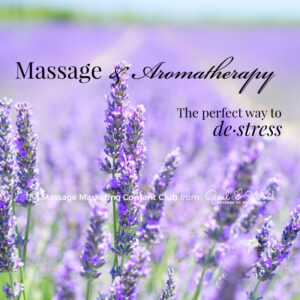 Five great ways to enhance massage with healing essential oils!