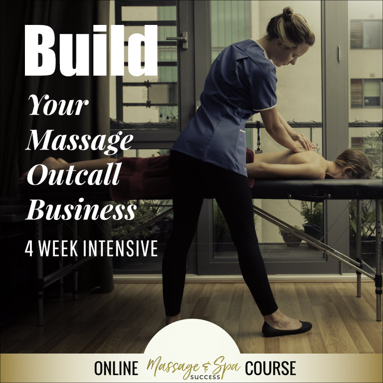 Build Your Massage Outcall Business