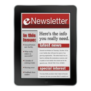 Read more about the article The importance of sending regular newsletters to massage and spa clients