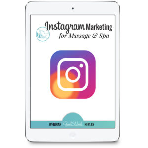 Instagram Marketing for Massage and Spa