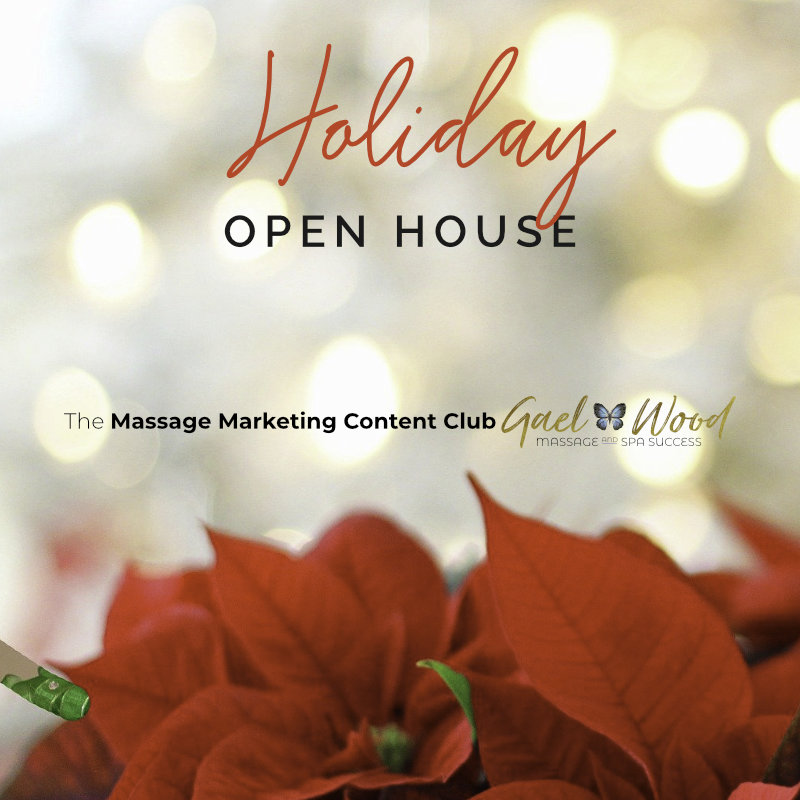 Read more about the article How to Organize an Open House and Boost your Massage or Spa Business