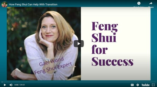 Feng Shui for Success from Gael Wood